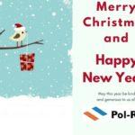 Season's Greetings from Pol-Rail